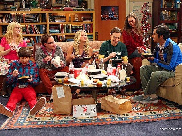 17. The Big Bang Theory, 1 saatlik final bölümüyle 16 Mayıs'ta ekranlara veda edecek.