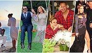 """Kıskanmaktan Öldük! Jennifer Lopez ve Alex Rodriguez Çiftinin Yeni """"Brangelina"""" Olduğunun Kanıtı 24 Instagram Paylaşımı"""