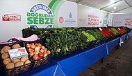 En Çok Patates Tedarik Edildi: Tanzim Satış İçin Toplam 14 Bin Ton Meyve ve Sebze Sağlandı