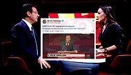 İmamoğlu'nun CNN Türk'te Konuk Olduğu '40' Programı Yarıda Kesildi ve 40 Dakika Erdoğan Konuştu