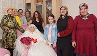 14 Yaşında Gelin Olan Halime Teyze, Tek Hayali Olan Gelinliği 89 Yaşında Giydi!