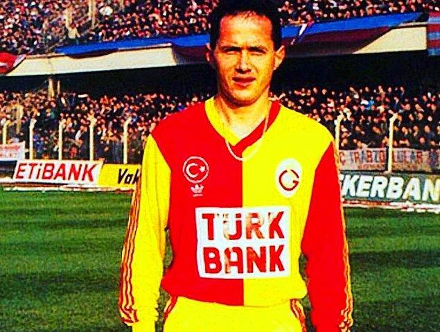 1. Ali Uras modern bir Galatasaray kurmak istiyordu.