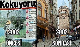 Nereden Nereye? 10 Maddede 2002'den Önce ve Sonra Türkiye'nin Durumu