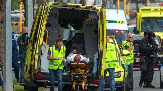 Avustralya Başbakanı Scott Morrison, camilere saldıranlardan birinin Avustralya vatandaşı olduğunu söyledi.