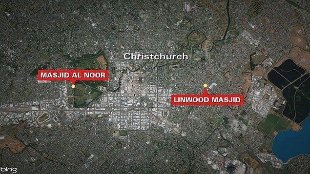 Emniyet Genel Müdürü Mike Bush, El Nur ve Linwood camilerini hedef alan saldırıların ardından, biri kadın dört kişinin gözaltına alındığını açıkladı.