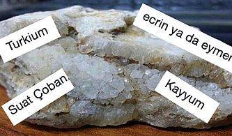 Dünya'da İlk Defa Türkiye'de Bulunan Bir Elementin İsmi İçin Gelen Fantastik Öneriler