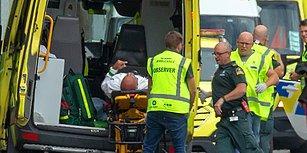 Yeni Zelanda'daki Katliamın Tanıkları Anlattı: 'Mermileri Bitsin Diye Dua Ettim'