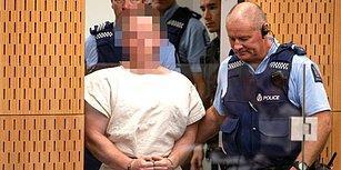 Yeni Zelanda'daki Cami Saldırılarının Zanlısı Mahkemeye Çıkarıldı