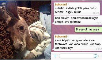 Kızının Gönderdiği Pijamalı Hayvan Fotoğrafını Yanlış Anlayan Babanın İsyanı ve Bu İsyana Gelen Birbirinden Komik Tepkiler