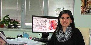 Kanserin Şifreleri Üzerinde Çalışıyor: Nurcan Tunçbağ UNESCO Uluslararası Yükselen Yetenek Ödülü'nün Sahibi Oldu