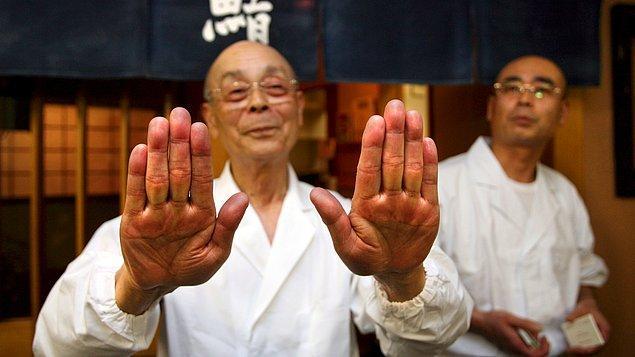 11. Jiro Dreams of Sushi