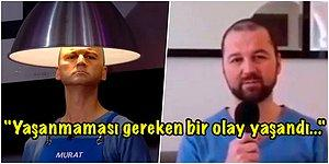 Papağanına Yaptığı İşkenceden Sonra Akıl Hastanesinde Yatan MasterChef Murat Özdemir'den Aylar Sonra İlk Açıklama Geldi!
