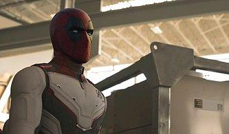 Deadpool'un İstila Ettiği Hayran Yapımı Avengers: Endgame Fragmanı
