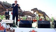 Erdoğan, Ankapark Açılışında Konuştu: 'Ankara'yı Sahte İmzalarla Senet İmzalayanlara Teslim Edemeyiz'