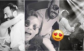 Bensu Soral ve Hakan Baş'ın Türkiye'nin En Çok Yakışan Çiftlerinden Biri Olduklarını Gösteren Instagram Paylaşımları