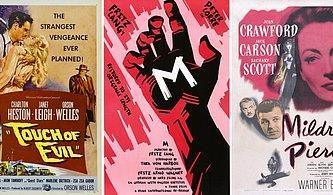 Femme Fatale, Karanlık Sokaklar ve Dedektifler... Sinema Tarihinin Gelmiş Geçmiş En İyi 10 Kara Filmi