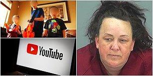 YouTuber Anne, 7 Çocuğuna İşkence ve Kötü Muamele Suçundan Tutuklandı
