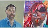 Şizofreni Hastası Bir Ressamın İntihar Etmeden Önceki 17 Enteresan Eseri