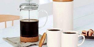 Çayın da Kahvenin de Keyfi Evde Bir Başka Diyorsan İhtiyacın Olan Her Şey İçin Seni Buraya Alalım!