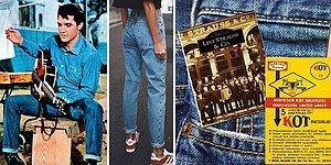 Modası Hiç Geçmeyen Kot Pantolonun İşçi Sınıfından Hollywood Starlarına Yükselişinin İlginç Hikayesi
