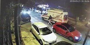 Yol Verme Tartışması: Bakırköy'de Ambulans Şoförüne Saldırı