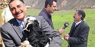 Hayvanları Çağırırken Kaydedilen Görüntüleriyle Fenomen Olan Bingöllü Çoban, 8 Yıl Sonra Yine Kamera Karşısında!