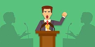 Belediye Başkanı Adayı Olsan Yüzde Kaç Oy Alırsın?