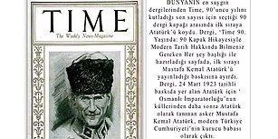24 Mart Pazar Oyna Kazan 19:00 Yarışması İpucu ve Kopya Geldi! Atatürk Time Dergisine Kaç Kez Kapak Olmuştur?