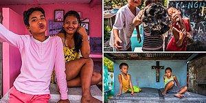 Dünyanın En Kalabalık Şehrinde Çocukların İnsan İskeletleri ile Oynadığı Bir Gecekondu Mahallesi: Manila Mezarlığı
