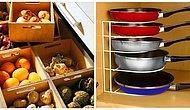 Mutfaktaki Keşmekeş Nasıl Giderilir? İşte Uygulaması Birbirinden Basit Mutfak Düzenleme Taktikleri