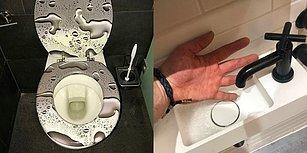 Gören Herkesin Değişik Hislere Kapılmasını Sağlayacak Çılgınca Tasarımlara Sahip 16 Tuvalet