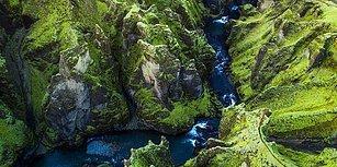 İzlanda Turistlerin Yarattığı Kirlilikten Rahatsız: Popüler Kanyon Ziyarete Kapatılıyor