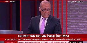 Konuşmakta Zorlanan Deneyimli Spiker Erhan Ertürk, Gece Bültenine Sarhoş mu Çıktı?