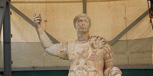 Bir Benzeri Yok: 1.906 Yıllık Traian Heykeli Denizli'deki Laodikya Antik Kenti'nde Gün Yüzüne Çıktı