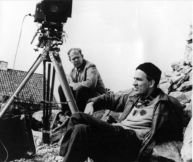 11. Ingmar Bergman (1918 - 2007)
