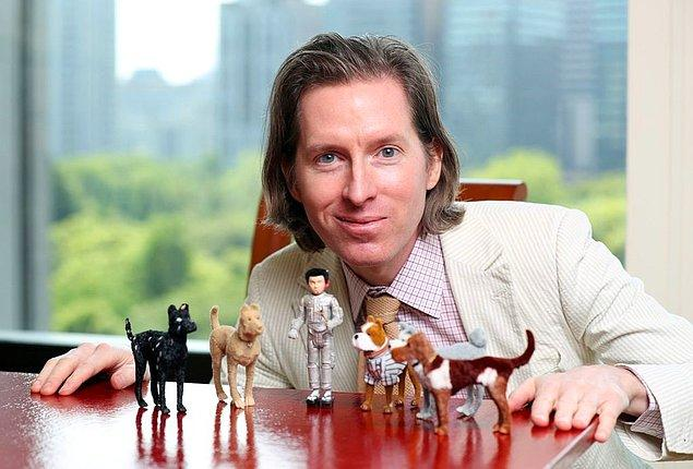 23. Wes Anderson (1969 - )