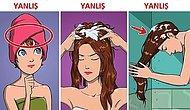 Her Gün Saç Yıkama Derdinden Kurtulmanıza Yardım Edecek Birbirinden Pratik 10 İpucu
