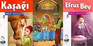 Türkiye'nin Öncü Hikaye Yazarlarından Olan Ömer Seyfettin'in Mutlaka Okumanız Gereken 15 Kitabı