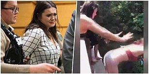 Şaka Yapmak İçin Arkadaşını 20 Metre Yükseklikteki Köprüden İten Kadın 2 Günlük Hapis Cezası Aldı!