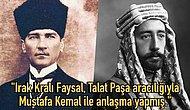 Bu Bilgi Tarihi Yeniden Yazar: İngiliz Arşivlerindeki Gizli Rapor Atatürk ve Arap İlişkilerine Dair Tüm Ezberleri Bozacak!