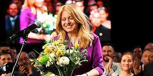 Yolsuzluk Karşıtı Söylemiyle Öne Çıkmıştı: Zuzana Čaputová, Oyların Yüzde 60'ını Aldı ve Slovakya'nın İlk Kadın Cumhurbaşkanı Oldu