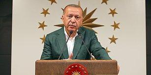 Cumhurbaşkanı Erdoğan'dan Yerel Seçim Sonuçları ile İlgili İlk Açıklama