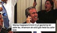 Mansur Yavaş'ın Ankara'yı Kazanmasından Sonra Sevinçten Deliye Dönen İnsanların Sosyal Medya Paylaşımları