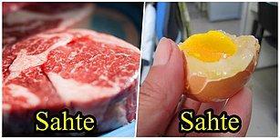 Bunun da Sahtesini Yaptılar! Fark Etmeden Sahtesini Yiyor Olabileceğiniz 13 Yiyecek ve Gerçekliğini Anlama Yolları