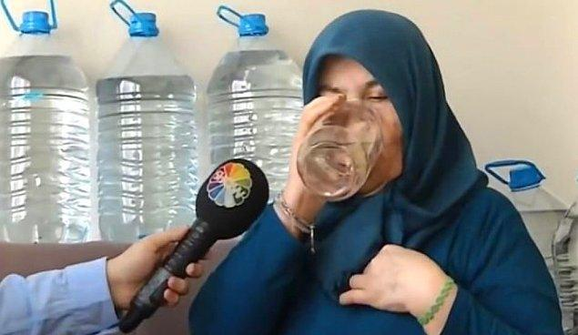 9. Su içme bağımlılığı