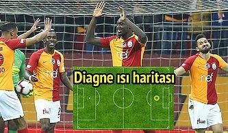 Galatasaray Üç Puana Diagne'nin 3 Golüyle Uzandı! Galatasaray - EY Malatyaspor Maçının Ardından Yaşananlar ve Tepkiler