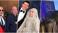 Rixos ile Ülker Dünür Oldu! Hatice Tamince ile Yahya Ülker Dubai'de Milyonluk Bir Düğünle Evlendi, Ünlüler Akın Etti!