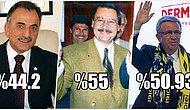 Ankara'da Son 30 Yılda Yapılan Yerel Seçimlerde Hangi Aday Ne Kadar Oy Aldı?