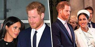 Attıkları Adım Bile Olay Yahu! Açtıkları Instagram Hesabıyla Guinness Rekorlar Kitabı'na Giren Prens Harry ve Meghan Markle