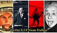 Türkiye'ye İnternet Geldi, Uzaya İlk Kez İnsan Gönderildi, Titanik Battı... Tarihte 8-14 Nisan Haftası ve Yaşanan Önemli Olaylar